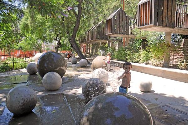 10 Lugares Gratis Para Ir En Santiago Con Niños Panoramas Con Niños