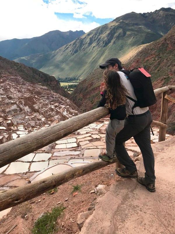 Machupicchu Con Ninos Peru Panoramas Con Ninos
