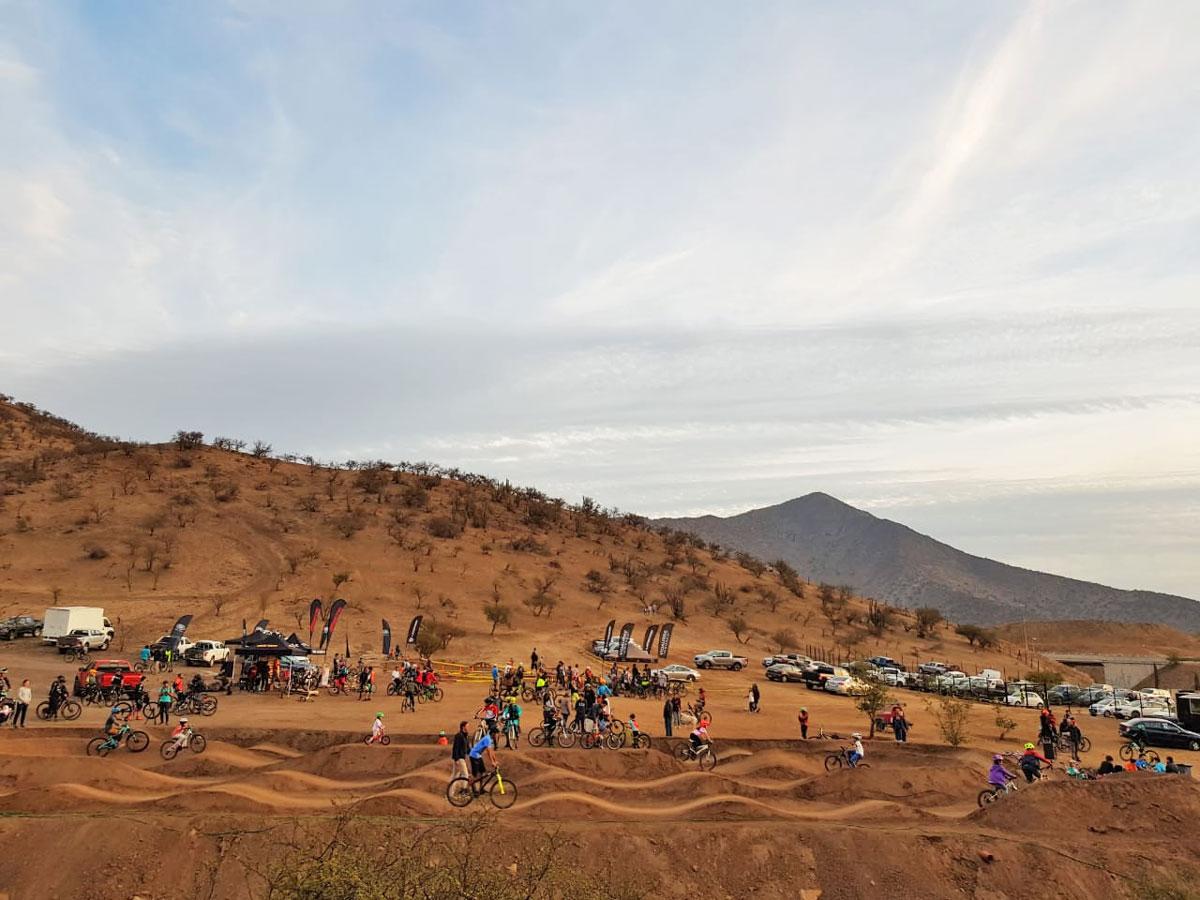 Parque Chamisero de Outlife - Bikepark y trekking - Panoramas con Niños